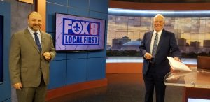 Neuro-oncologist Aaron Mammoser on Fox8